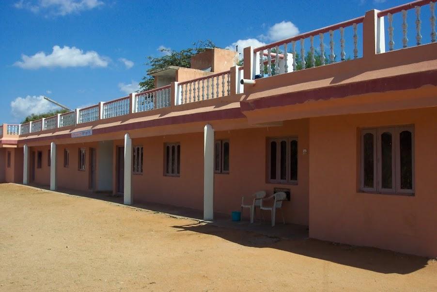 Staff Residence