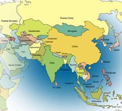 Map Of Upper Asia.Map Of Upper Asia Kameroperafestival